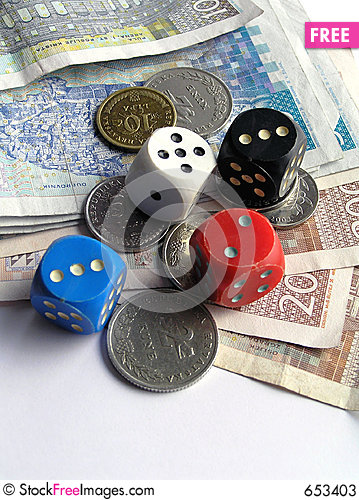 Free Gambling Objects Stock Photos - 653403