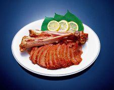 Free Korean Food Royalty Free Stock Photography - 650017