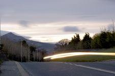 Free Headlights Stock Photo - 650310