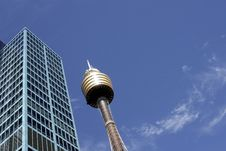 Free Sydney Tower Stock Photography - 650322