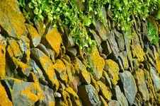 Free Church Wall Royalty Free Stock Photo - 650685