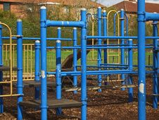 Free Climbing Frame Stock Photos - 650953