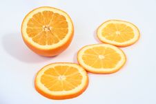 Free Orange03 Royalty Free Stock Photo - 651135