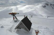 Free Ski Center 2 Stock Images - 651354