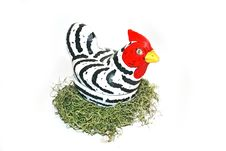 Free Easter Chicken Royalty Free Stock Photo - 651685