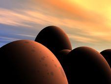 Free Eggs Stock Images - 652044