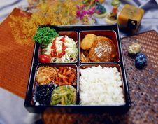 Free Korean Food Stock Photography - 653042