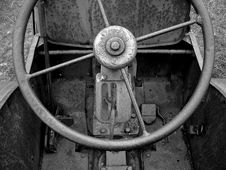 Free Old Machinery Royalty Free Stock Photos - 654448
