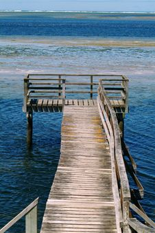 Free Pier Stock Image - 654821