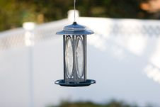 Free Bird Feeder Royalty Free Stock Images - 655579