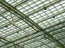 Free Glass Roof Royalty Free Stock Images - 655899