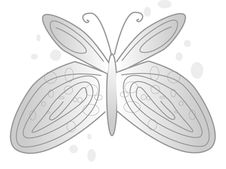 Free Misty Butterfly Stock Photo - 655990