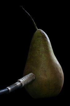 Free Fruit Energy - Pear Royalty Free Stock Photos - 656258