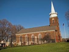 Free Historic Church Stock Image - 657251