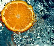 Free Fresh Orange Stock Image - 658221