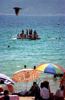 Free French Riviera Royalty Free Stock Photo - 658625