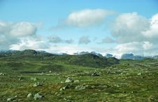 Free Mountain Landscape Stock Image - 659011