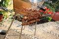 Free Shish Kebab Royalty Free Stock Images - 6500519
