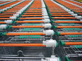 Free Shopping Trolley Royalty Free Stock Photography - 6501147