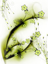 Free Abstract Floral Background. Royalty Free Stock Image - 6507076