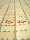 Free Bamboo Mat Stock Photography - 6509652