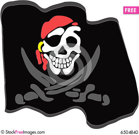 Free Pirate Stock Photo - 6504840