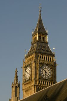 Free Big Ben Royalty Free Stock Photo - 6500025