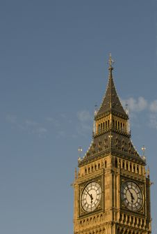 Free Big Ben Royalty Free Stock Image - 6500116