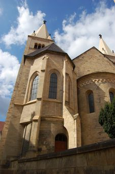 Free Church In Brno Royalty Free Stock Photos - 6500318