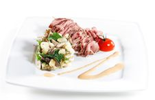 Free Roast Beef Royalty Free Stock Photography - 6500757