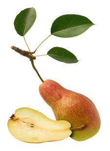 Free Pears Royalty Free Stock Photos - 6501678