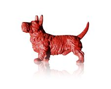 Free Dog Statue Royalty Free Stock Photos - 6501938