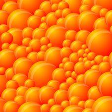 Free Seamless Orange Background Stock Photography - 6502032