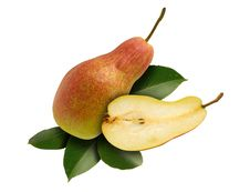 Free Pears Pair Stock Photography - 6502292