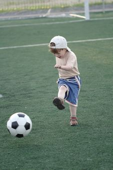 Free Football Royalty Free Stock Photo - 6502605