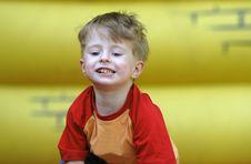Free Cheerful Kid Stock Photo - 6502640