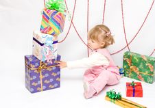Free Happy Infant Stock Photography - 6502722