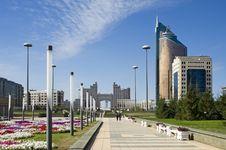 Free Astana Stock Image - 6502881