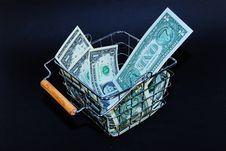 Free Buying Fresh Money Stock Image - 6503301