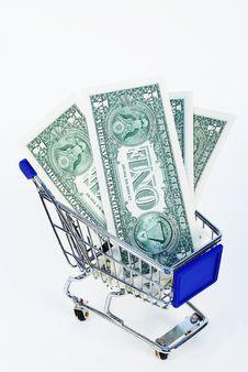 Free Buying Fresh Money Royalty Free Stock Images - 6503319