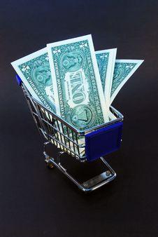 Free Buying Fresh Money Stock Images - 6503324