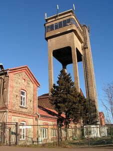 Free Mining Tower Stock Photos - 6503913