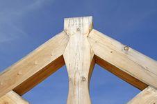 Free Timber Framing Stock Photography - 6504292