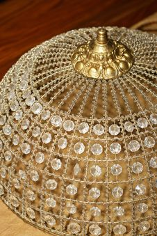 Free Crystal Bonnet Detail Stock Image - 6504301