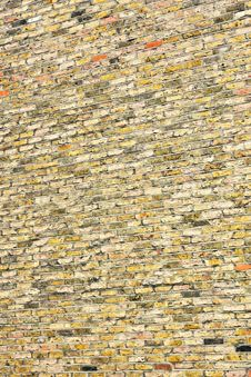 Free Yellow Wall Stock Images - 6504734