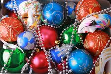 Free Colorful Christmas Royalty Free Stock Image - 6505486