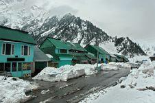 Free Kashmir Valley. Stock Image - 6505631