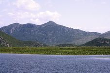 Free Nice Picture Of European Lake Near The Mountains Stock Photos - 6506203