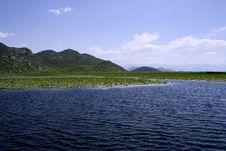 Free Idyllic Panoramic Picture Of European Lake Stock Images - 6506214