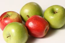 Free Landscape Apple Group Stock Photos - 6507193